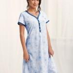 Noční košile Luna 172 kr/r 3XL