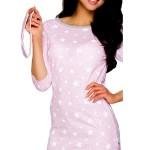 Noční košile Molly 1189 pink