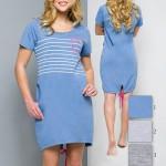Noční košile Regina 309 kr/r S-XL