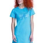 Noční košile Tia se želvičkou