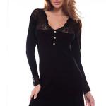 Noční košilka Hamana Melani black