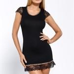 Noční košilka Hamana Roxy black