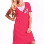 Noční košilka Rose TM3049 – Dn Nightwear