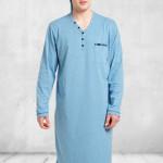 Pánská noční košile 358 Bonifacy – M-Max