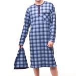 Pánská noční košile s krátkými rukávy 109 – CORNETTE