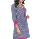 Těhotenská/kojící noční košile Dn-nightwear TM.4031