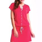 Těhotenská/kojící noční košile Dobranocka TM.5041