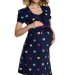 Těhotenská noční košile Alla